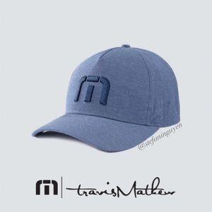 🆕 Travis Mathew Blue Top Shelf Hat